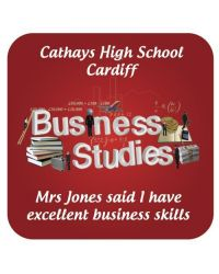 Business Studies School Praise Stickers