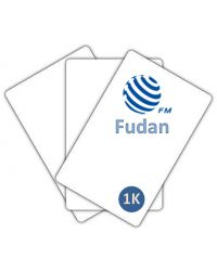 Fudan 1k Mifare Compatible Blank Cards - Pack of 100