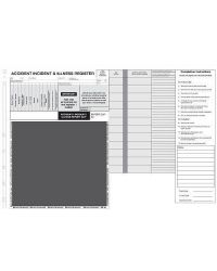 Standard Incident Slips - Refills (packs of 216)
