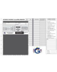 Personalised Incident Slips - Refills