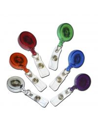 Yo-Yo Badge Reels (Jazz) - Pack of 100
