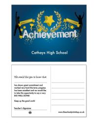 Achievement Praise Postcards