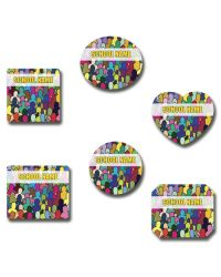 School Leavers Mouse Mats