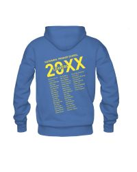 Secondary School Leavers Hoodies - Single Sided Print