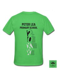 Secondary School Leavers T-Shirts - Printed Both Sides