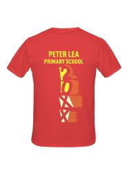 Secondary School Leavers T-Shirts - Single Sided Print