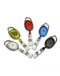 Yo-Yo Badge Reels (Premier Carabiner) - Pack of 100