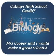 Biology School Praise Stickers