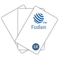 Fudan Blank 1k Cards - Pack of 100