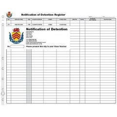 Detention Kit with Board