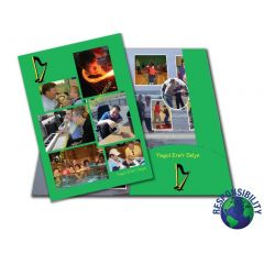 School Folders Printed both sides & Laminated - self assembly