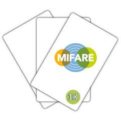 MIFARE® Classic 1k NXP Blank Cards - Pack of 100