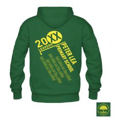 Primary School Leavers Hoodies - Printed Both Sides