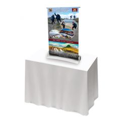 A3 Table Top Roll up Banners