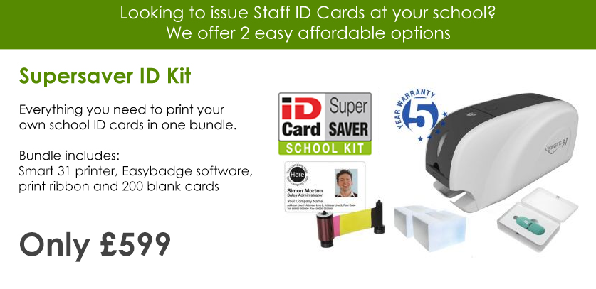 School ID Cards Printing Kit