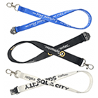 Sublimation Polyester Lanyards