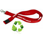 Biodegradable Bamboo Lanyards