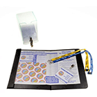 Personalised Visitor Pass Kits